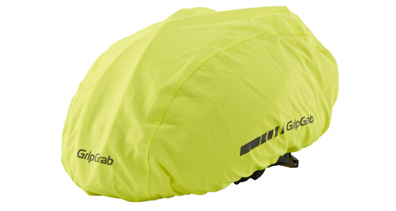 GripGrab Helmet Cover Fluo Yellow
